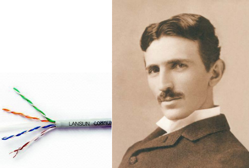 nikola tesla - Desde la Academia de Electricidad Nikola Tesla te echan un cable