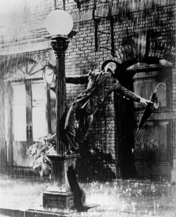 bailar lluvia - bailando bajo la lluvia