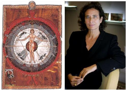 """cirlot - Victoria Cirlot, medievalista: """"El grial es ... ¡Luz!"""""""