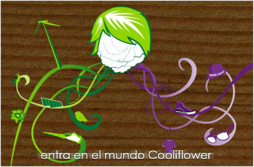 cooliflower4 - Cooliflower: camisetas y bolsas doblemente ecológicas