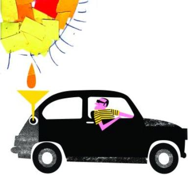 """energia solar - ENERGÍA: Domingo Jiménez Beltrán (2/5) """"Mejor una España solar que una España hecha un solar"""". La cuestión nuclear"""