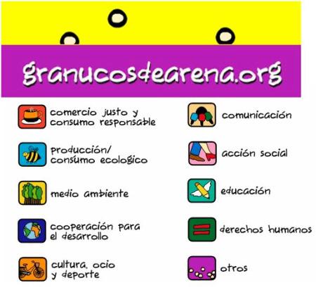 granucos de arena - Granucosdearena: para ir cambiando el mundo desde Cantabria