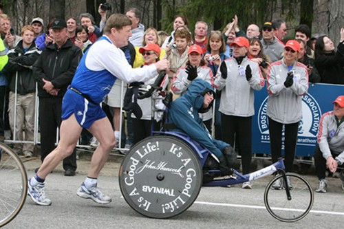 hoyt corriendo - team hoyt
