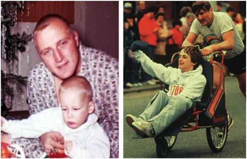 hoyt3 - TEAM HOYT: un padre jubilado y un hijo con parálisis que dan una lección al mundo