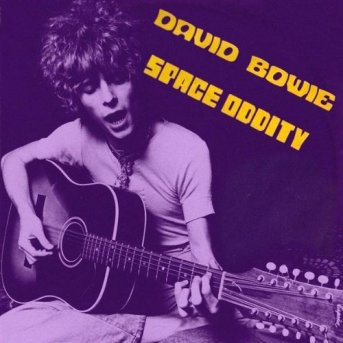 space oddity - El cosmos y la carrera espacial en SPACE ODDITY, de David Bowie