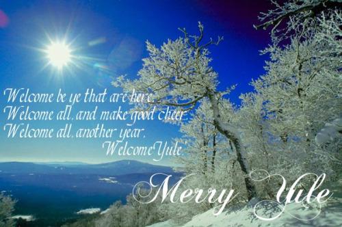yule2 - YULE: solsticio de invierno el 21 de diciembre. Celebración en el Retiro de Madrid el 27 de diciembre 2009