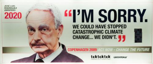 zapatero500 - COP15: Cumbre sobre el cambio climático 2009