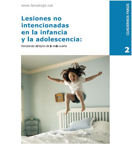 lesiones accidentes infantiles