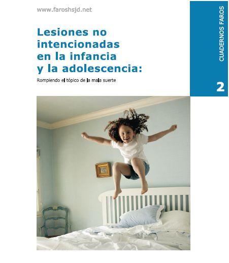 lesiones accidentes infantiles