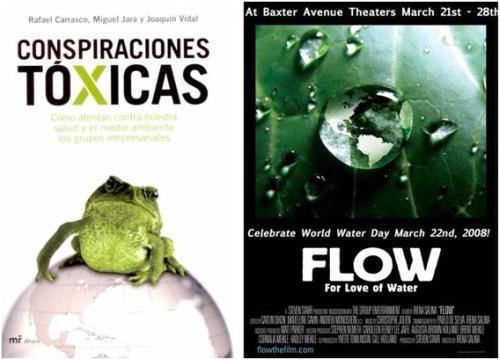 conspiraciones tóxicas, flow