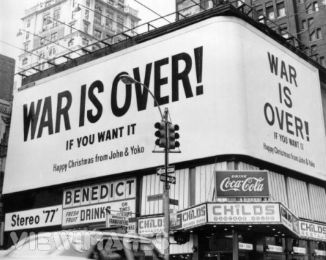 war is over new york - war-is-over-new-york