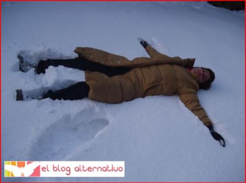 2nieve - ¡Qué bonita la nieve en invierno!, el mejor chiste