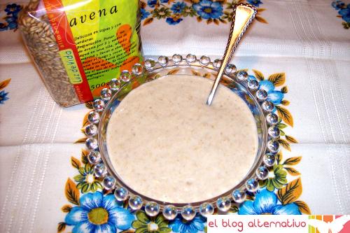 avena - Receta de papilla de avena para peques y grandes y sugerencias de desayuno