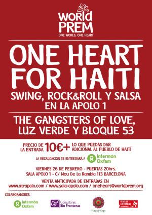 haiti - one heart for haiti
