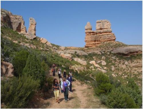 panchito2 - Nuevo Camino de Conciencia Crística en Sol y Luna (provincia de Teruel), del 21 de Marzo al 2 de Abril de 2010