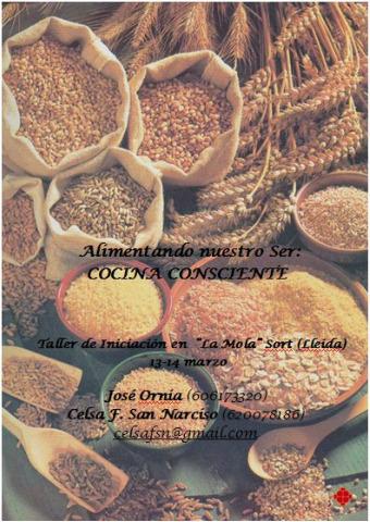 semillas - curso alimentación consciente
