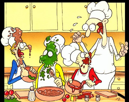 cocinando - cocinando