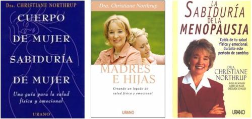 libros - libros christiane northrup