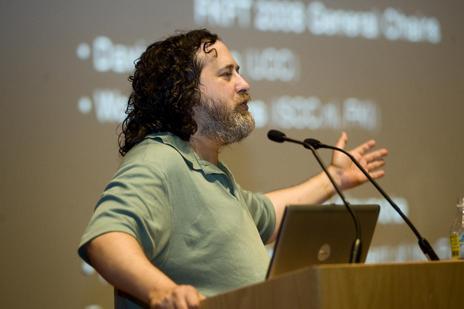 richard stallman1 - Richard Stallman