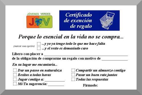 certificado de exencion de regalo - certificado-de-exencion-de-regalo