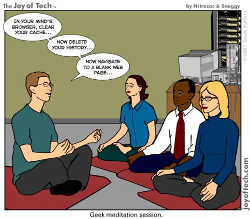 """meditacion - Los beneficios de la meditación en el siglo XXI: """"La meditación transforma el cerebro a largo plazo"""""""