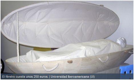 ataud2 - Ataúdes ecológicos y económicos: una alternativa al negocio funerario insostenible