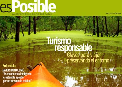 esposible numero 5 turismo responsable - esPosible numero 5 - Turismo Responsable
