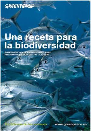 greenpeace sostenibilidad de pescado