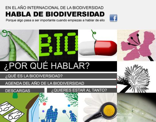 habla de biodiversidad - Habla de Biodiversidad