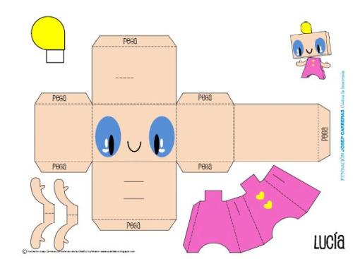 medulin2 - La Familia de Medulín: juguetes de papel con una buena causa