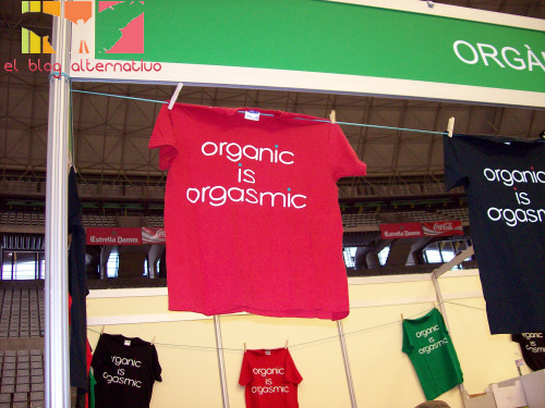 organic is orgasmic - organic-is-orgasmic BIOCULTURA 2010