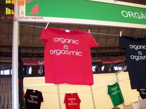 organic-is-orgasmic BIOCULTURA 2010