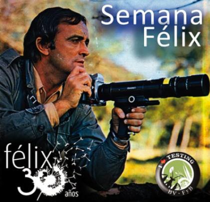 Testing homenaje a Felix Rodriguez de la Fuente