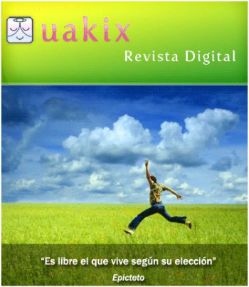 uakix1 - Uakix ATRÉVETE, CAMBIA