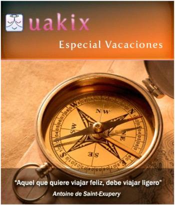 uakix3 - uakix espacial vacaciones
