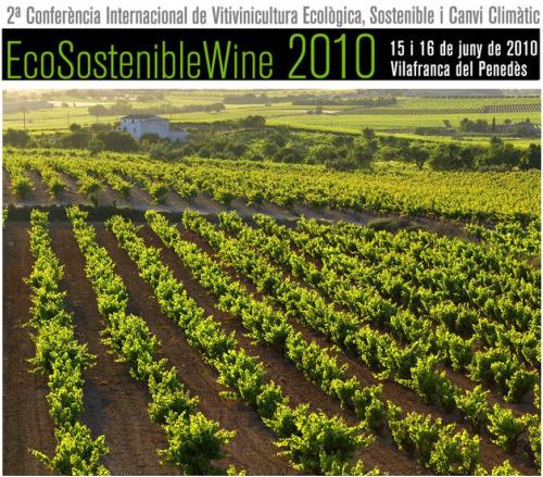 ecosostenible wine