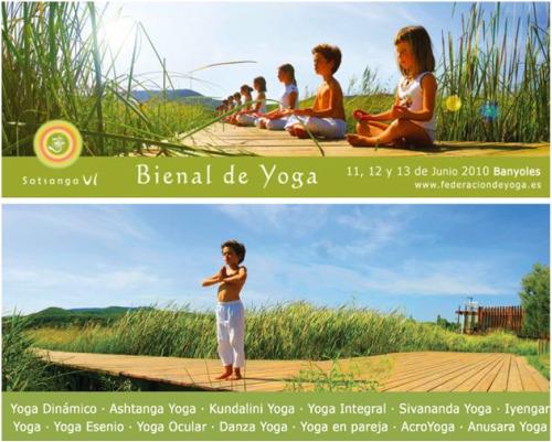 bienal de yoga 2010