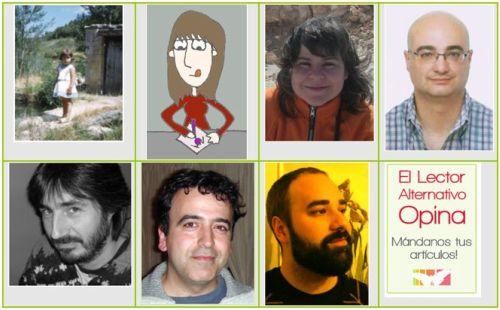 colaboradores de el blog alternativo - Colaboradores de El Blog Alternativo