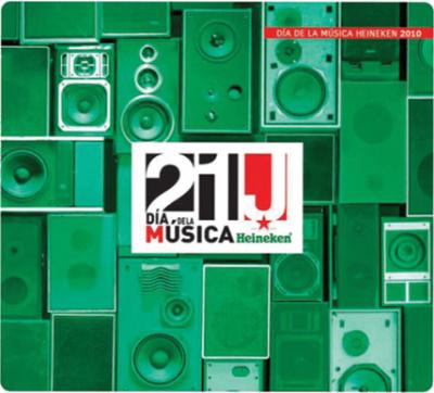 dia de la musica - Día de la Música 2010. Los eventos musicales pueden ser sostenibles