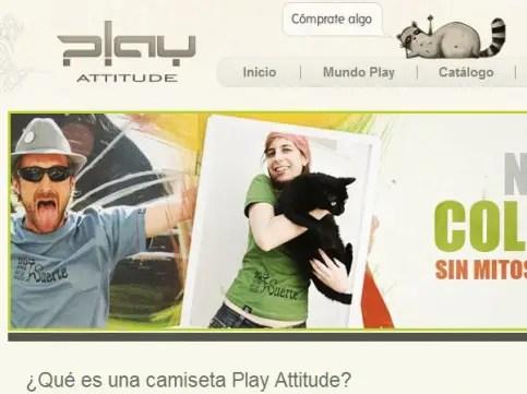 Play Attitude - Camisetas Play Attitude: algo más que una simple prenda de ropa