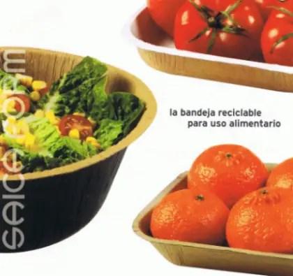 SAICA FORMA bandeja para uso alimentario reciclable - SAICA FORMA - bandeja para uso alimentario reciclable