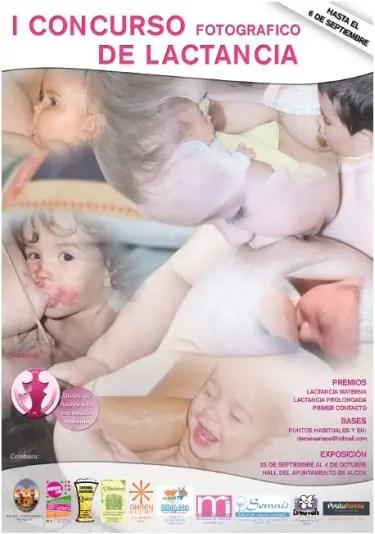 concurso fotográfico lactancia materna alcoy