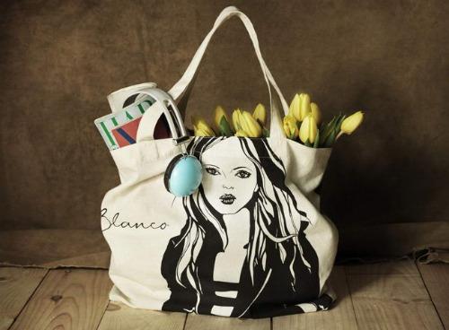ecobag blanco - Eco-bag de la marca Blanco a 1,95 euros