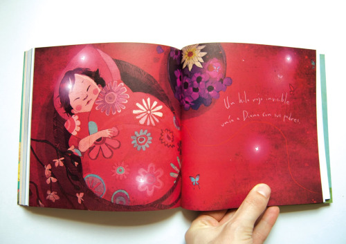 hijos de colores3 - hijos-de-colores: libro de adopción. Ilustración Conrad Roset