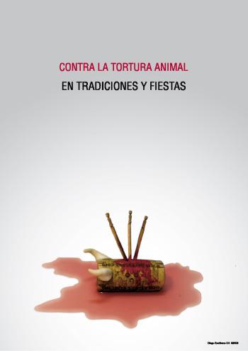 toro2 - carteles contra la tortura