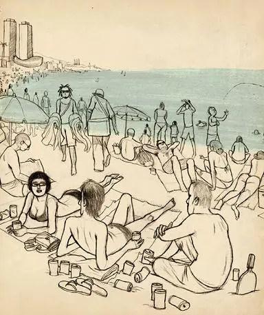 BARCELONA3 - BARCELONA LOW COST: el primer comic de la crisis