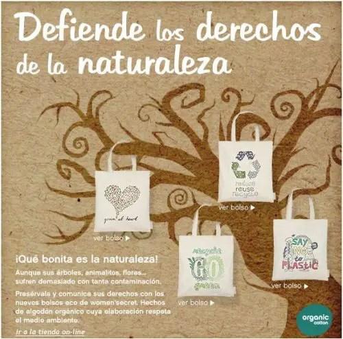 bolsos - bolsos ecológicos de Women's Secret