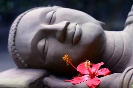 buda - ¿Cómo reaccionarías si te escupiesen a la cara? Relato sobre Buda y el agradecimiento