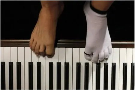 pies - liu wei pianista pies