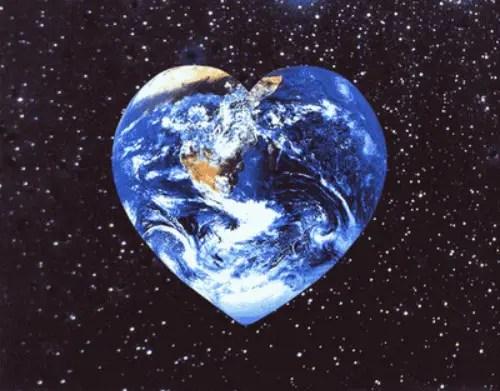 tierra corazon gaia